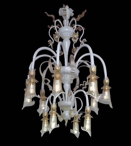 Luxury classic chandeliers Grazia